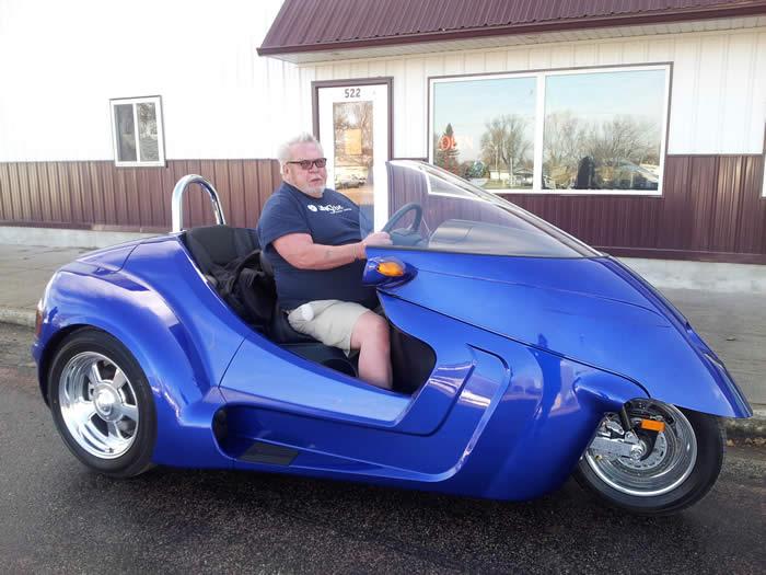 Motor Trikes Trog Kit Iii Motor Trike Kit